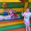 Teddy bear picnic jumping castle hire Geelong