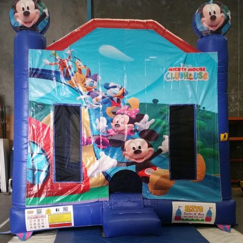 Micky Mouse Clubhouse Jumping Castle